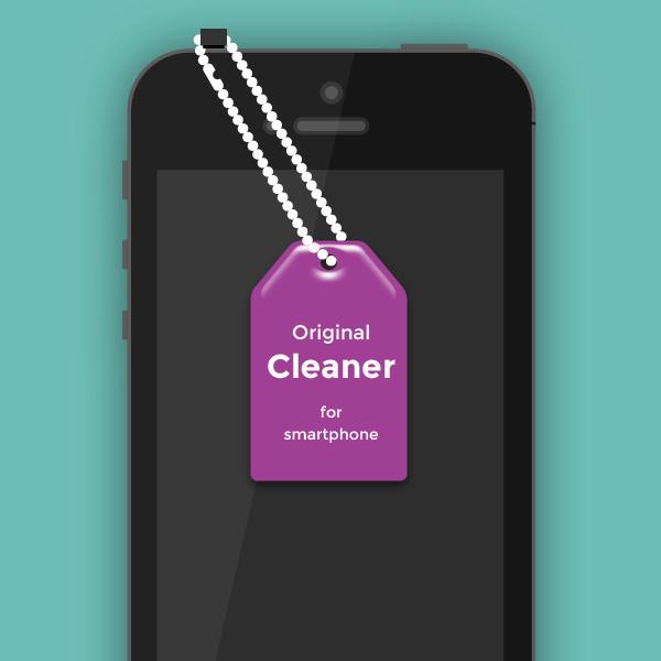 ノベルティグッズを作るなら携帯クリーナー