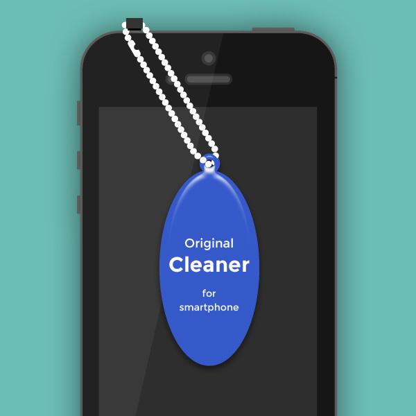 販促グッズに最適な携帯クリーナー